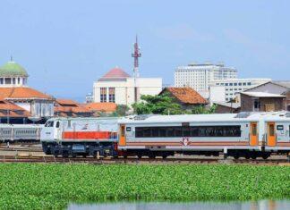 Uji Coba kereta kelas ekonomi terbaru milik KAI | Foto: Dzulfiqar AF