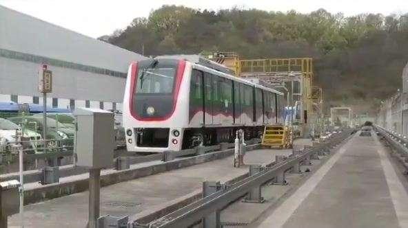 Kereta APMS Bandara Soekarno-Hatta