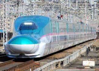 Shinkansen seri E5 sebagai Tohoku Shinkansen (Toshinori Baba / Wikipedia)