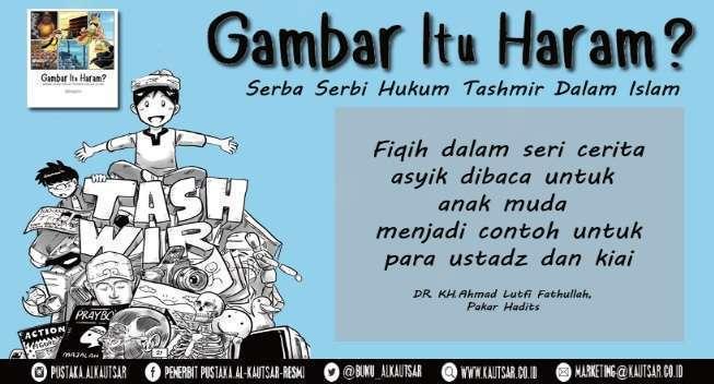 It S About Us Hukum Menggambar Manga Dalam Islam