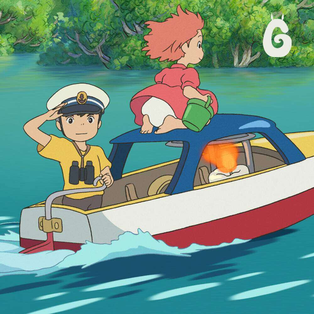 Ponyo On The Cliff By The Sea Akan Turut Hadir Di Cinemaxx Kaori Nusantara