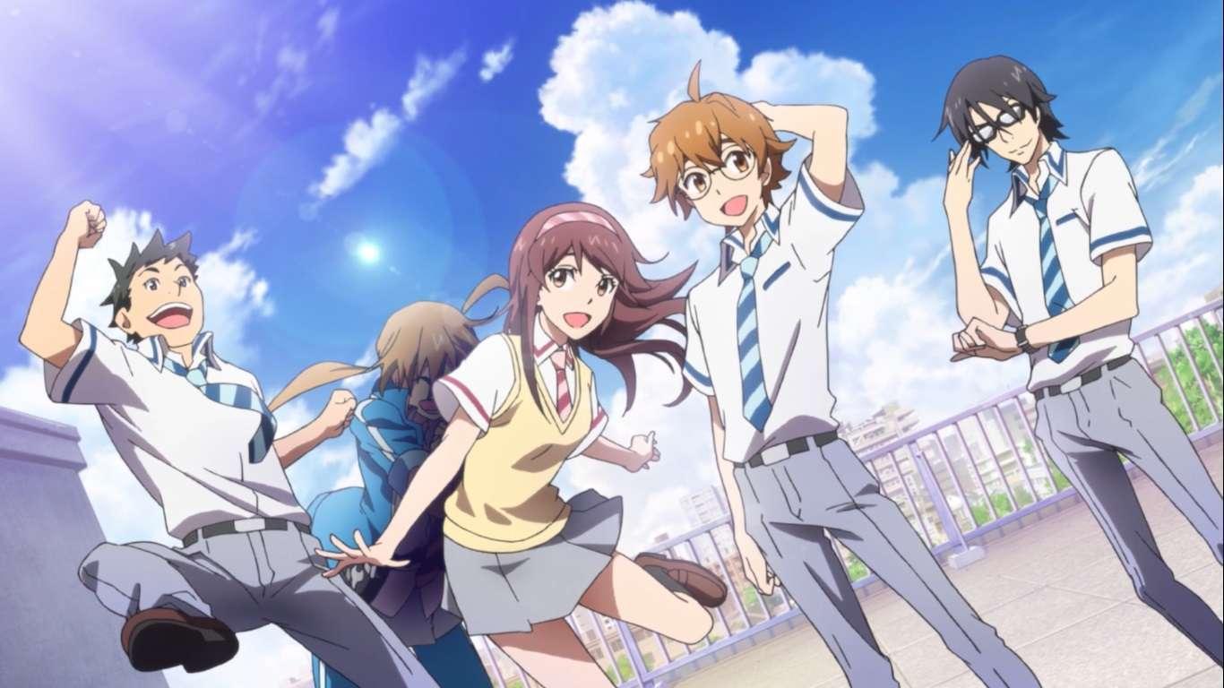 Summer 2017 Anime Nana Maru San Batsu 7O3X