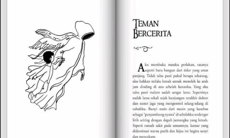 Mengenal Selayang Pandang Komik Pati Agni Cermin Kaori Nusantara