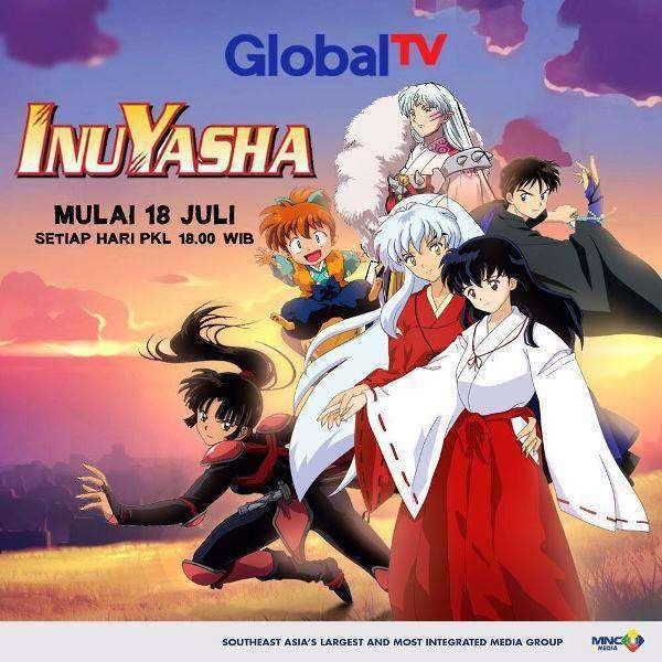 Rencananya Anime Ini Akan Diputar Kembali Oleh Global TV Mulai 18 Juli 2017 Mendatang Mundur Sehari Dari Jadwal Yang