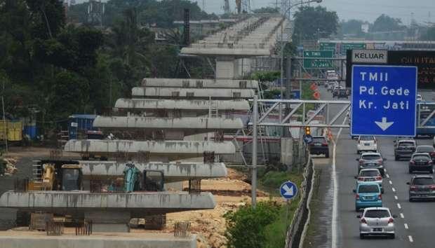 KAI Mendapatkan Pinjaman Untuk Proyek LRT Jabodebek