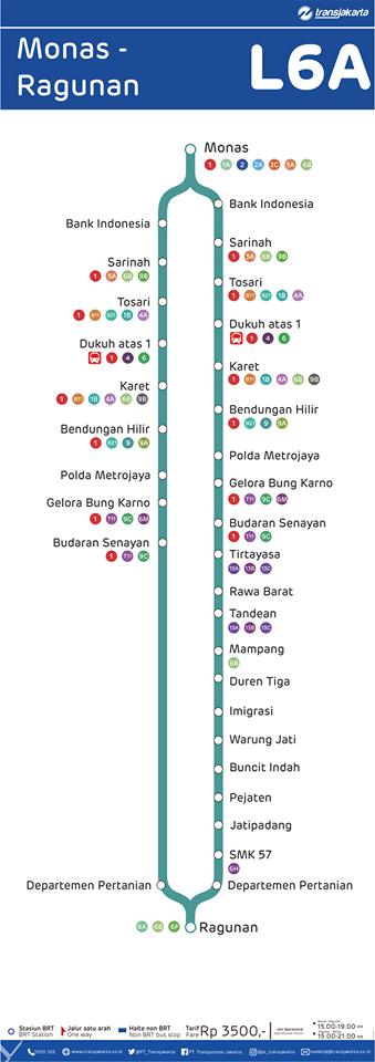 Hindari Kemacetan Transjakarta Buka Rute Alternatif Kaori Nusantara