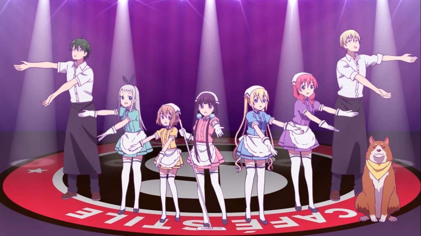 Download 92 Wallpaper Hd Anime Blend S Gratis Terbaik
