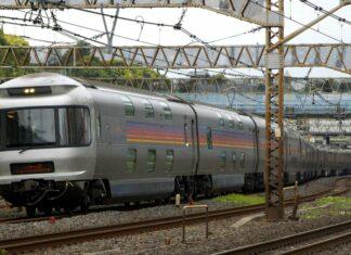 Rangkaian Kereta Tidur Cassiopeia | Sumber: okwave.com