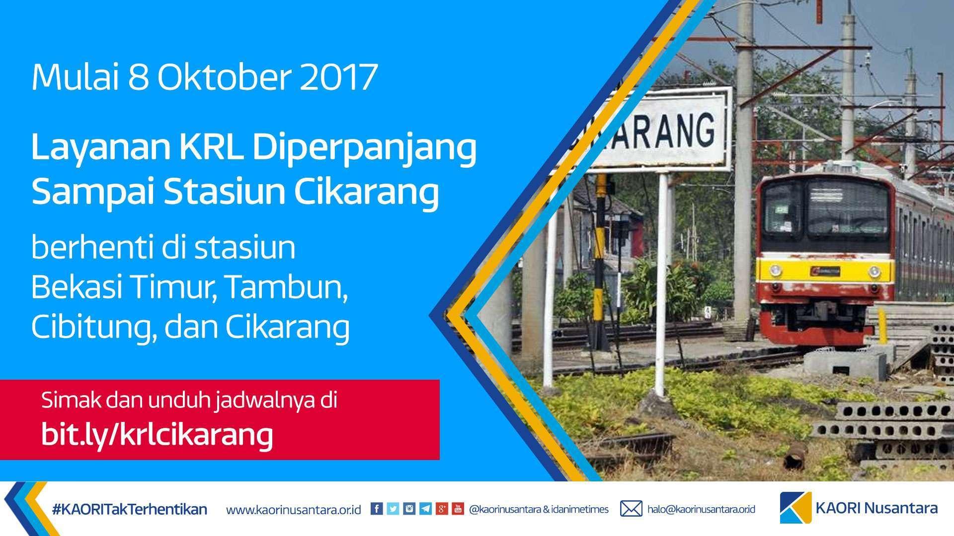 Catat Ini Jadwal Krl Stasiun Tambun Bekasi Timur Cibitung