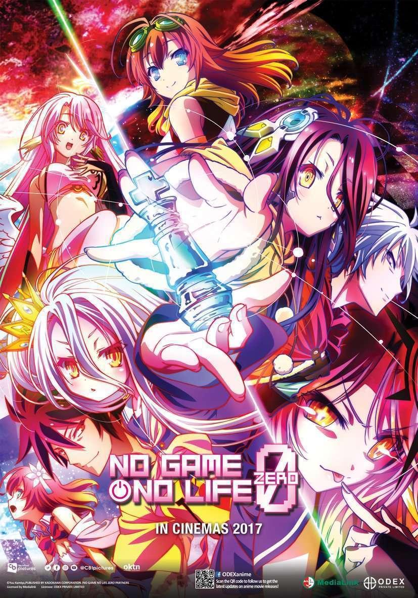 Yuu kamiya · kadokawa no game no life zero production committee
