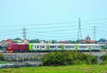Survei KA Semi Cepat Jakarta-Surabaya