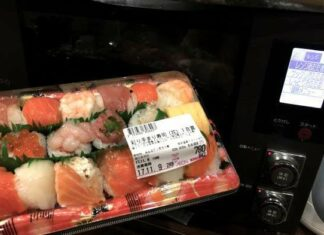 Sushi ala Chef