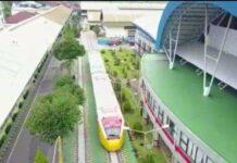 Kereta Inspeksi Trans Sulawesi
