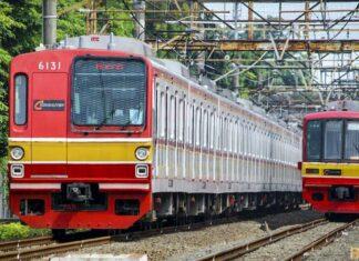 Commuter Line Angkut 315 Juta Penumpang Pada 2017