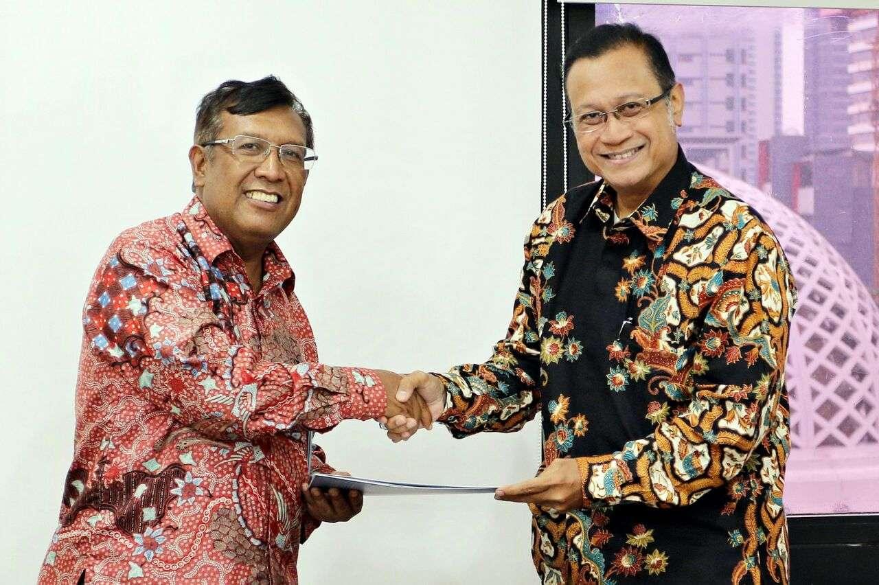 Edi Sukmoro diangkat menjadi Plt
