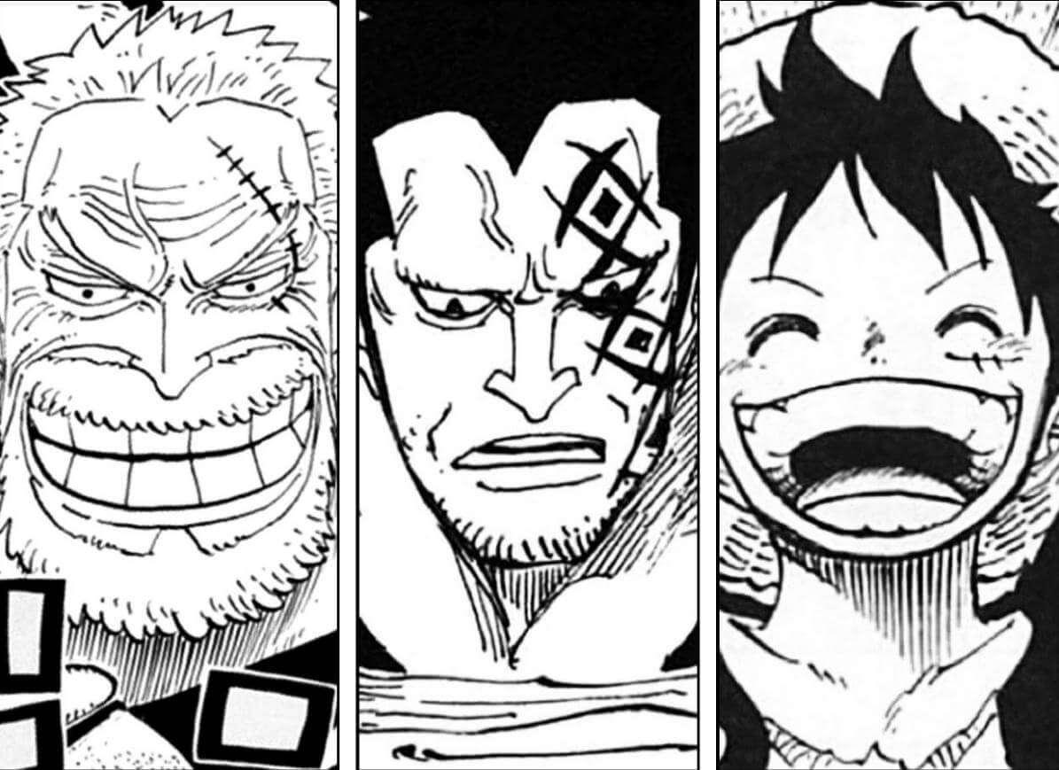 Wow!  One Piece Creator Eiichiro Oda Interested in Telling Garp and Dragon in More Details!  - KAORI Nusantara