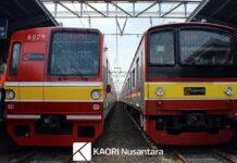 KRL Formasi 10 dan 12 Kereta