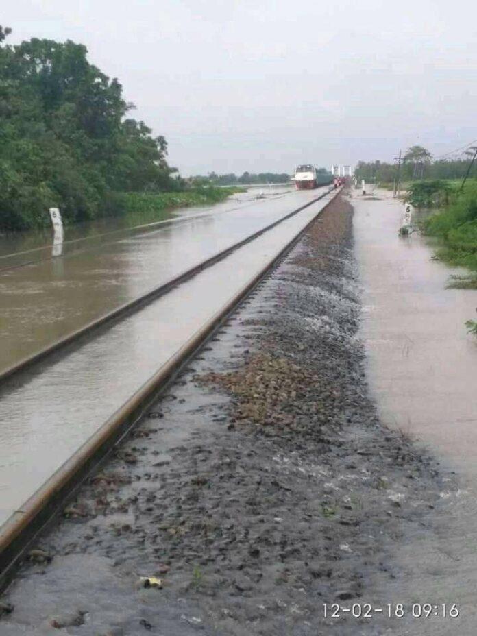 Banjir di Tegal