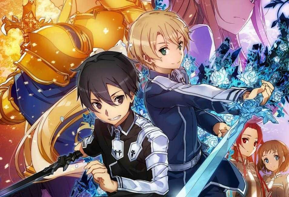 Cerita Novel Alicization Akan Diadaptasi Sepenuhnya Dalam Anime Sword Art Online Alicization Kaori Nusantara