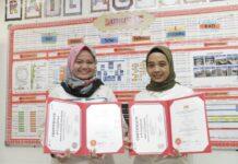 dua masinis wanita MRT Jakarta