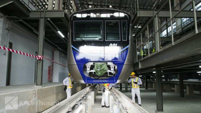 Integrasi MRTJ dan TransJakarta