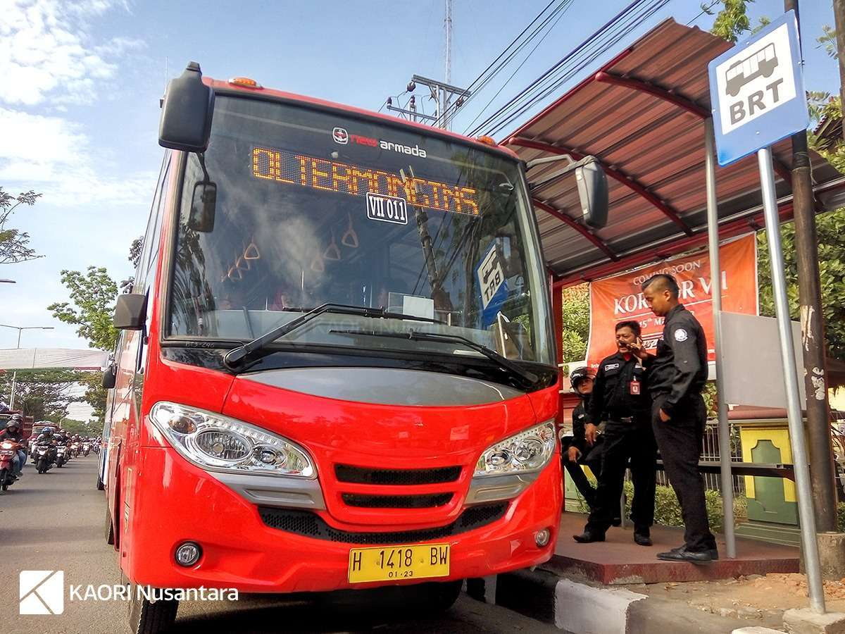 Trans Semarang koridor VII