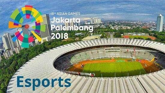 asian games - Asian Games 2018 Di Negara