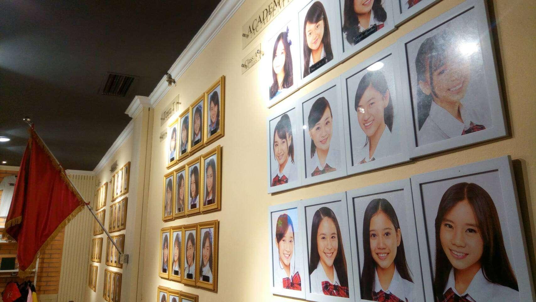 Foto member JKT48