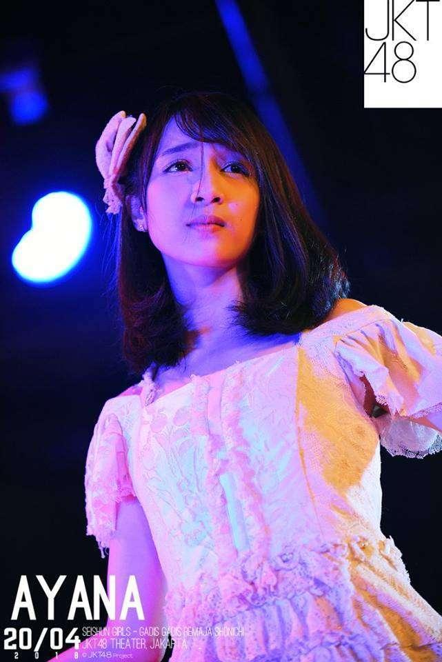 JKT48 Ayana