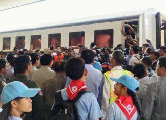Kamboja kembali operasikan KA