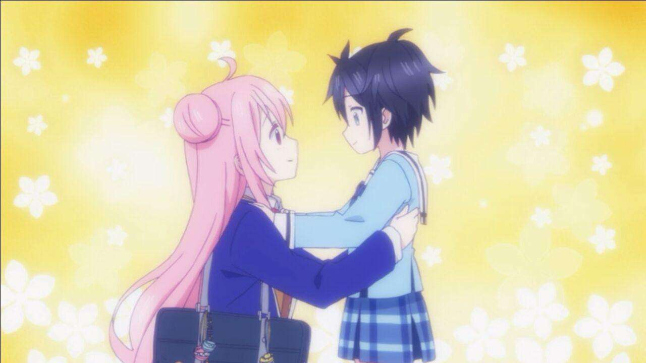 Summer 2018 anime happy sugar life kaori nusantara