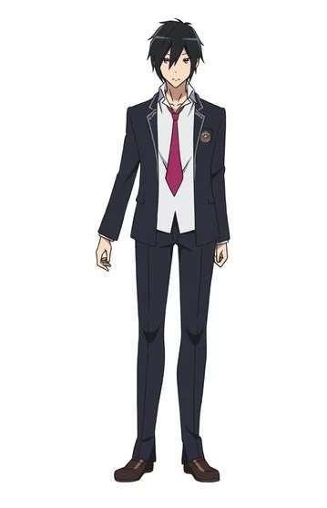 Yuuki Ono as Itsuki Yuge AnimeConception