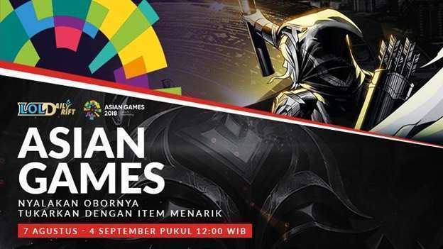 Garena League of Legends Indonesia Adakan Daily Rift Spesial