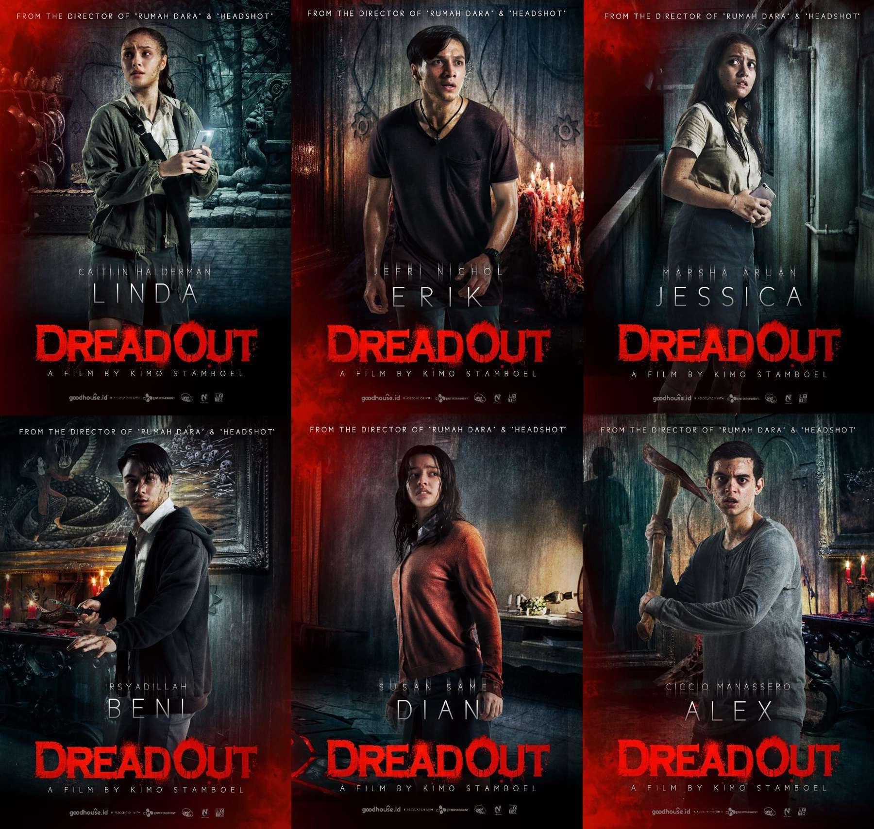 Film dread out