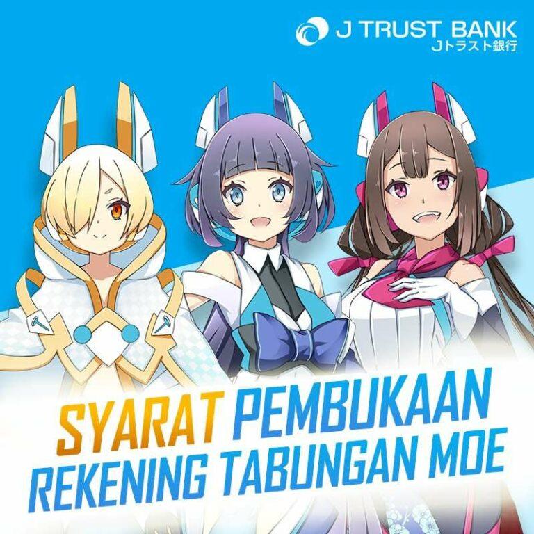 Syarat dan ketentuan tabungan Moe J Trust Bank