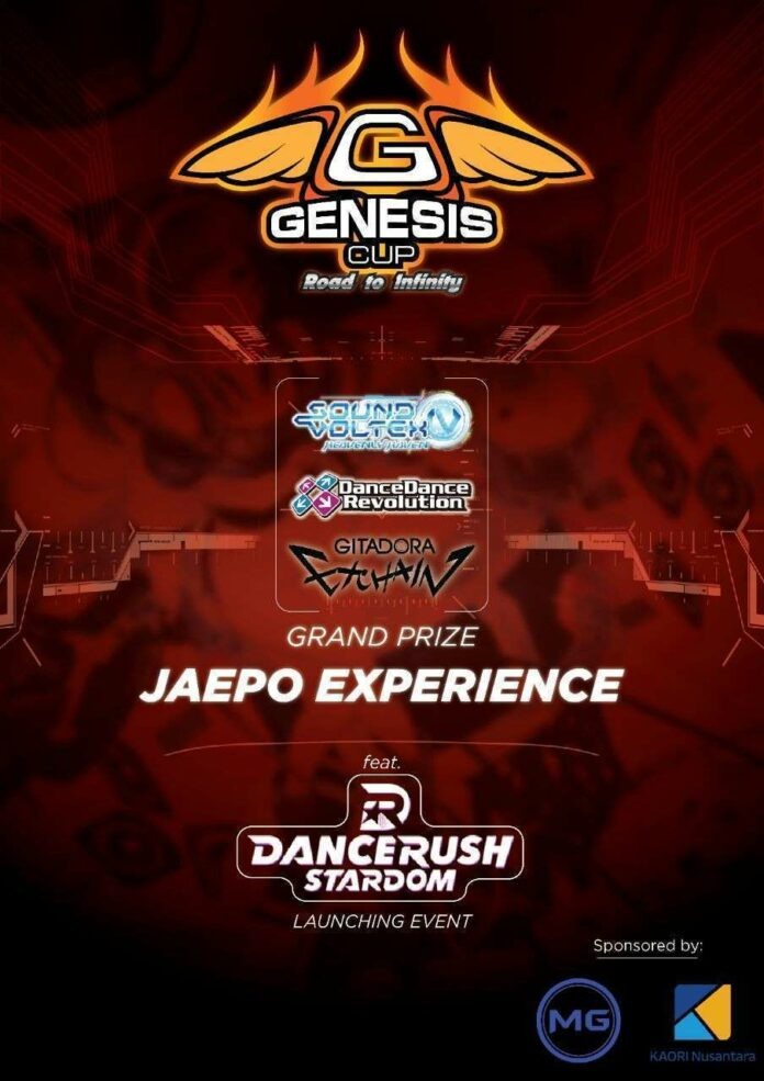 Pre Qualifier KONAMI Tournament - Championship - Genesis Cup: Road to Infinity X Bemani Indonesia