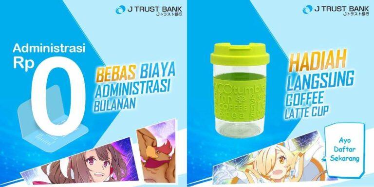 Promo Pembukaan Rekening Tabungan Moe J Trust Bank