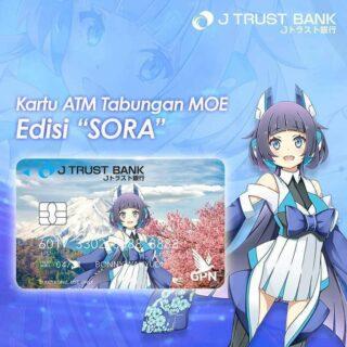 Tabungan Moe Kartu ATM Lily Idol Group Moe