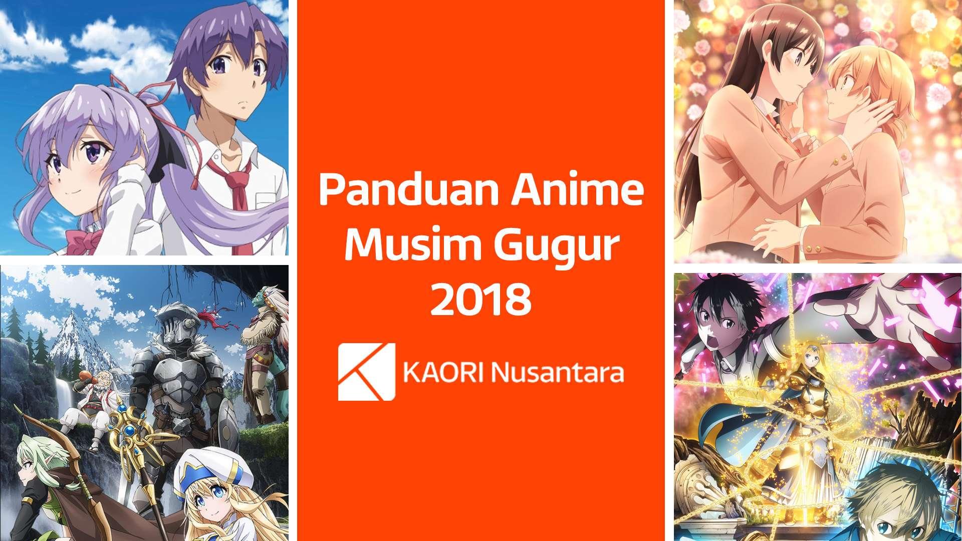 Panduan anime musiman