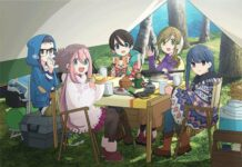 live-action yuru camp