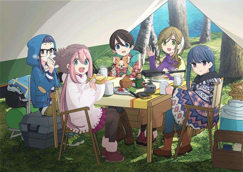 live-action yuru camp