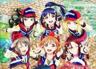 Love Live Sunshine: The School Idol Movie: Over The Rainbow