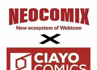 ciayo x neocomics