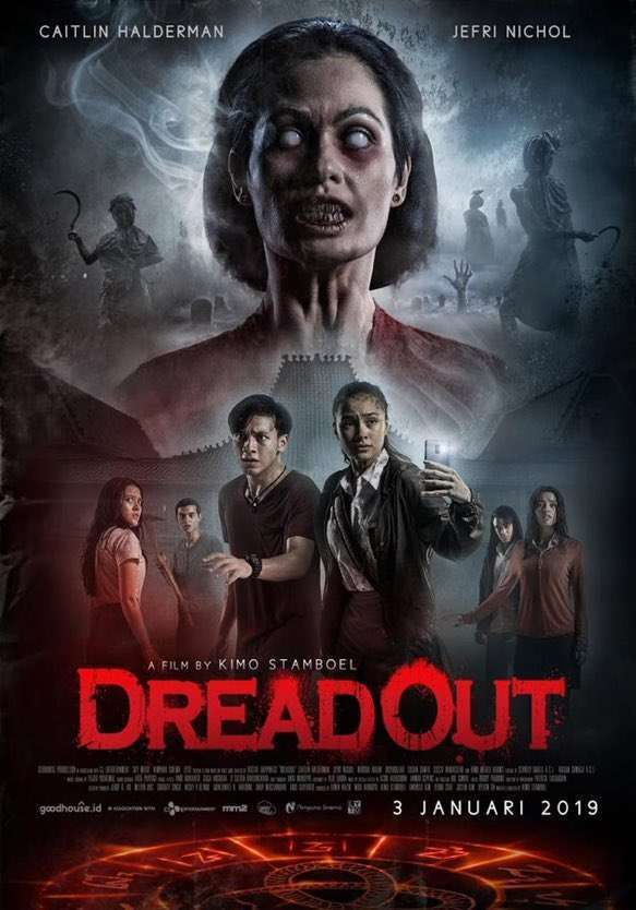 dreadout movie
