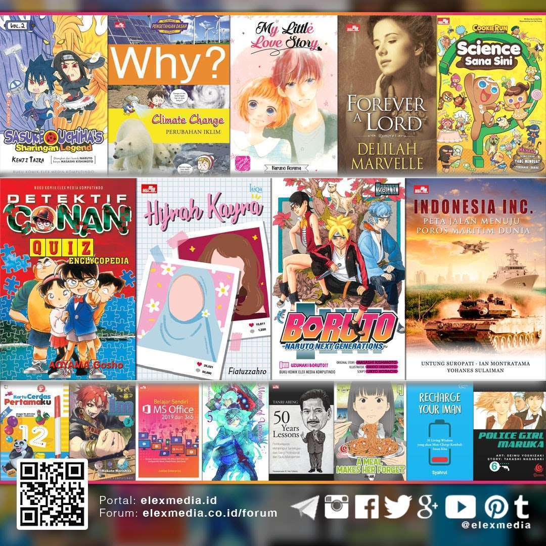 Jadwal Terbit Komik Tanggal 2 Januari 2019