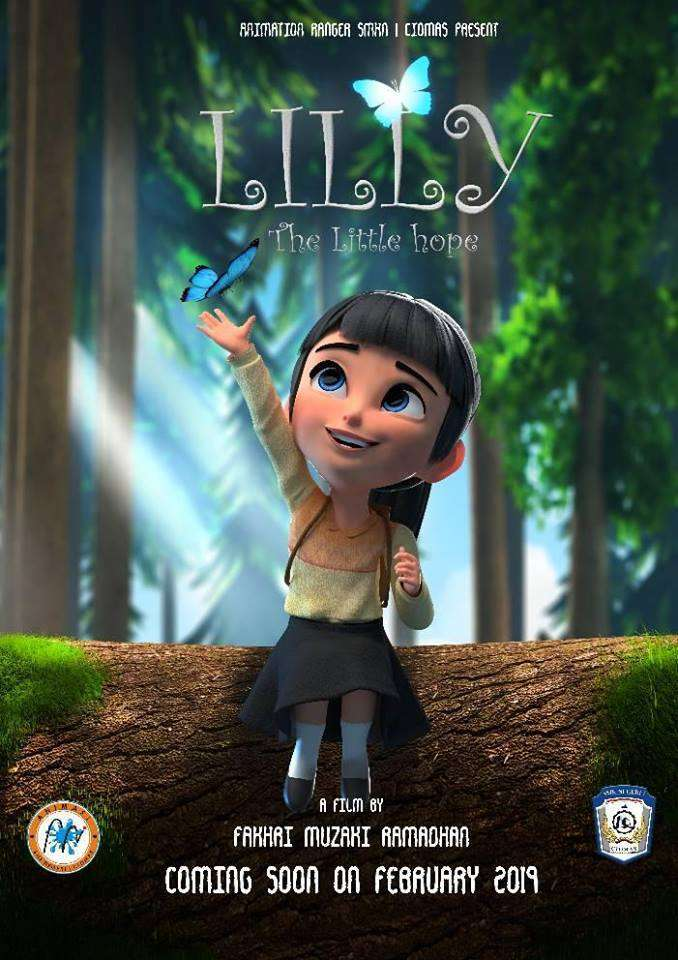 Poster Lilly the Little Hope | Sumber: Kaori Nusantara