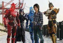 Takeru Satoh - Kamen Rider Den-O - Film Kamen Rider Heisei Generation Forever