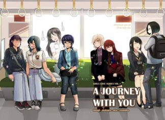 Girls Love Series Vol.1: A Journey with You