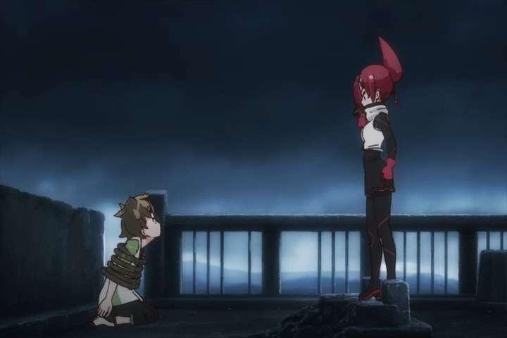 Anime Kemurikusa