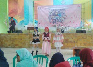 Sora no taikai - SMAN 2 Kediri
